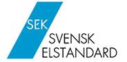 Logo SEK - Svensk Elstandard