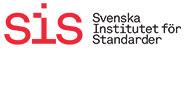 Logo SIS - Svenska Institut för Standarder
